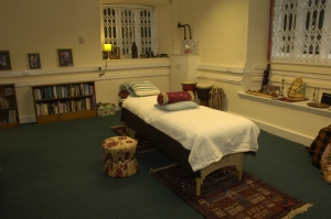 Reiki, sound therapy, workshops..it all happens here!